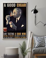 A Good Cigar  24x36 Poster lifestyle-poster-1