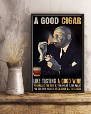 A Good Cigar  24x36 Poster lifestyle-poster-3