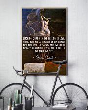 Smoking Cigars Poster 24x36 Poster lifestyle-poster-7