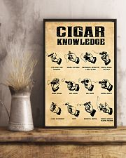 Cigar Knowledge Poster 24x36 Poster lifestyle-poster-3