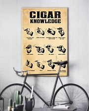 Cigar Knowledge Poster 24x36 Poster lifestyle-poster-7