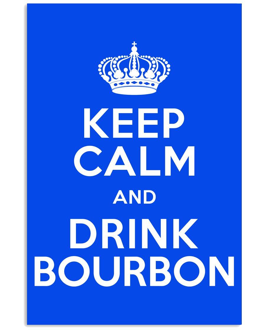 Keep Calm - Bourbon 11x17 Poster