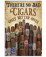 There's No Bad Cigars Poster 24x36 Poster front