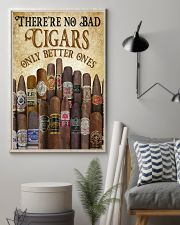 There's No Bad Cigars Poster 24x36 Poster lifestyle-poster-1