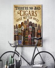 There's No Bad Cigars Poster 24x36 Poster lifestyle-poster-7