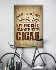 Life Is Short Cigars Poster 24x36 Poster lifestyle-poster-7