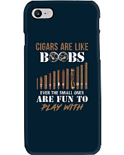 Cigars are like-even the small ones are fun POSTER Phone Case thumbnail