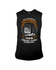 Yes I do have a retirement plan Sleeveless Tee thumbnail