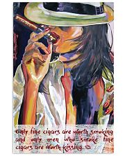 Women and cigars poster 16x24 Poster front