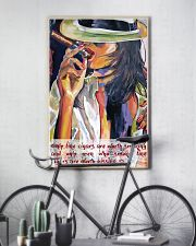 Women and cigars poster 16x24 Poster lifestyle-poster-7