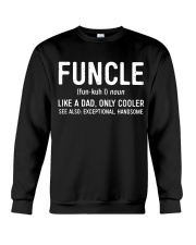 FUNCLE - Like a Dad Crewneck Sweatshirt thumbnail