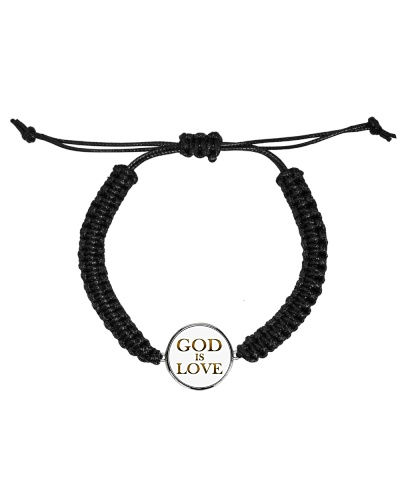 God Is Love Bracelet