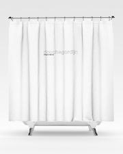 Dutch shower curtain Shower Curtain aos-shower-curtains-71x74-lifestyle-front-02