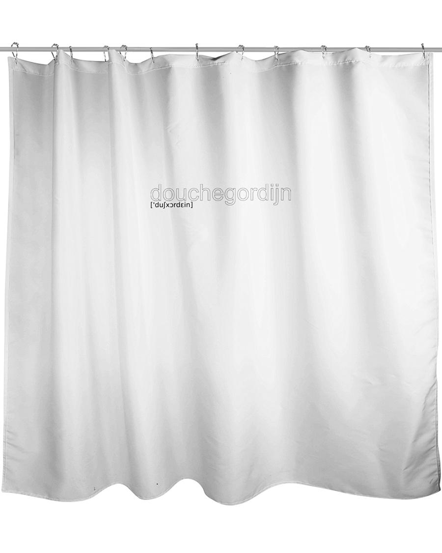 Dutch shower curtain Shower Curtain