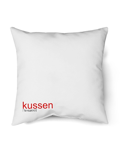 Dutch scatter cushions