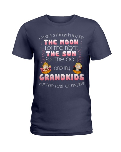 The Moon The Sun And Grandkids