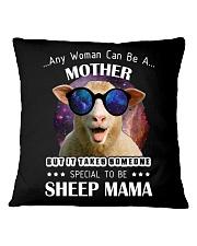 TO BE SHEEP MAMA Square Pillowcase thumbnail