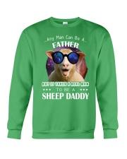 TO BE A SHEEP DADDY Crewneck Sweatshirt thumbnail