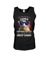 TO BE A SHEEP DADDY Unisex Tank thumbnail