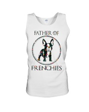 Father Of Frenchie Gift T Shirt Unisex Tank thumbnail