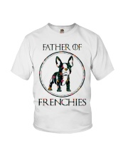 Father Of Frenchie Gift T Shirt Youth T-Shirt thumbnail