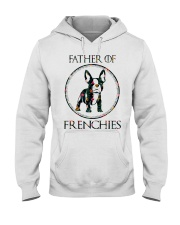 Father Of Frenchie Gift T Shirt Hooded Sweatshirt thumbnail