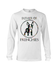 Father Of Frenchie Gift T Shirt Long Sleeve Tee thumbnail