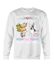 Once Upon Time Frenchie Crewneck Sweatshirt thumbnail