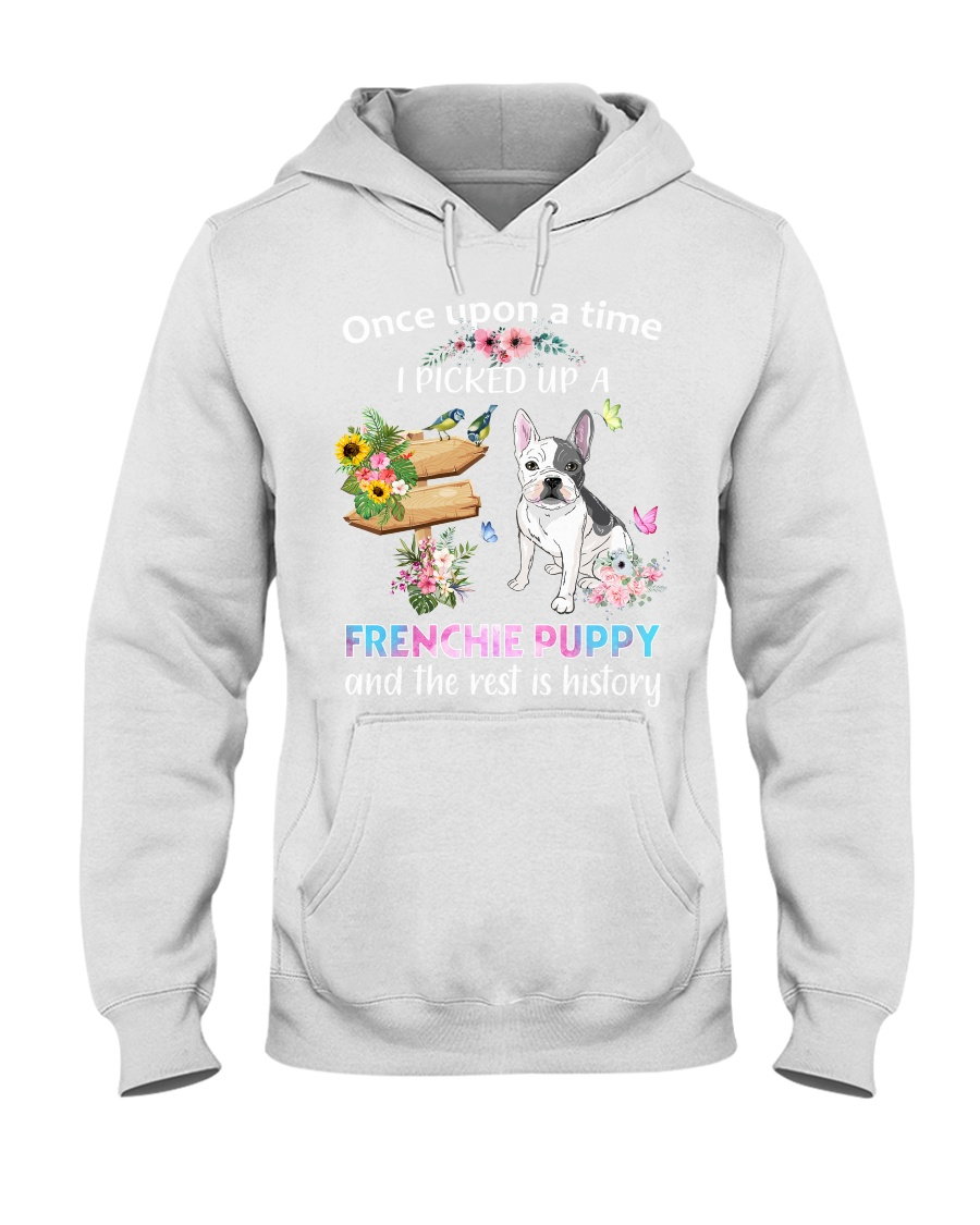 Once Upon Time Frenchie Hooded Sweatshirt