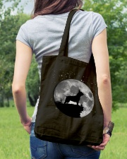 French Bulldog On The Moon T Shirt Tote Bag lifestyle-totebag-front-5