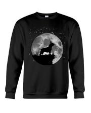 French Bulldog On The Moon T Shirt Crewneck Sweatshirt thumbnail
