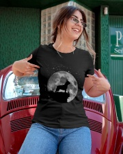 French Bulldog On The Moon T Shirt Ladies T-Shirt apparel-ladies-t-shirt-lifestyle-01