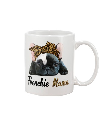 Frenchie Mama Coffee Mug