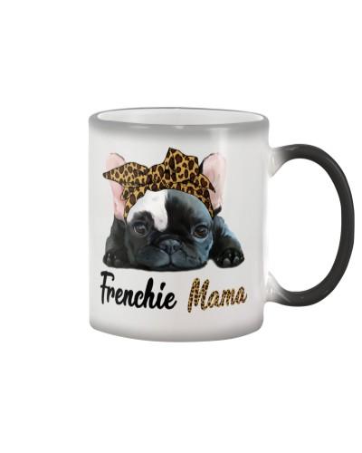 Frenchie Mama Coffee Mug