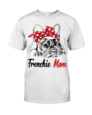 Frechie Mom With Red Bandana Classic T-Shirt thumbnail