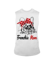Frechie Mom With Red Bandana Sleeveless Tee thumbnail