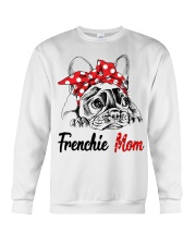 Frechie Mom With Red Bandana Crewneck Sweatshirt thumbnail
