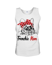 Frechie Mom With Red Bandana Unisex Tank thumbnail