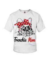 Frechie Mom With Red Bandana Youth T-Shirt thumbnail
