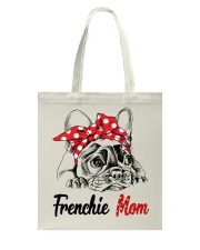 Frechie Mom With Red Bandana Tote Bag thumbnail