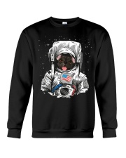 French Bulldog On Space T SHirt Crewneck Sweatshirt thumbnail