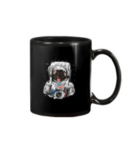 French Bulldog On Space T SHirt Mug tile