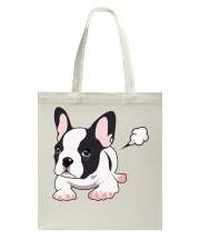 Funny French Bulldog Puppy T Shirt Tote Bag thumbnail