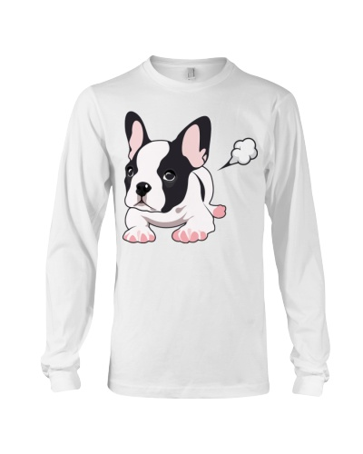 Funny French Bulldog Puppy T Shirt