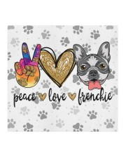 Peace Love Frenchie Face Mask Cloth face mask aos-face-mask-coverlet-lifestyle-front-02