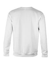 Frenchie America-Cloak Patriot-Hat 4th 7  Crewneck Sweatshirt back