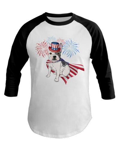 Frenchie America-Cloak Patriot-Hat 4th 7