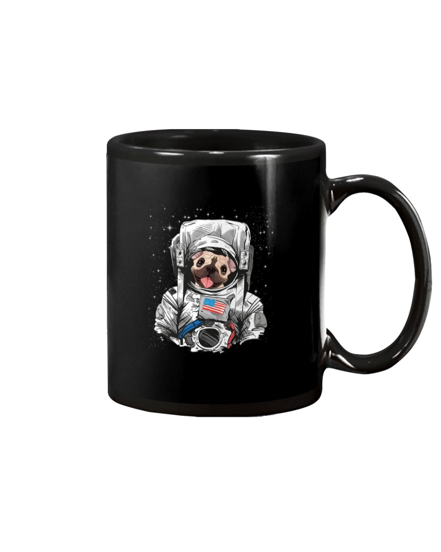 Frenchie Astronaut Suit Mug