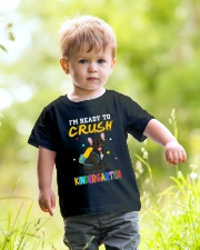 French Bulldog Crush Kindergarten T Shirt Youth T-Shirt lifestyle-youth-tshirt-front-5