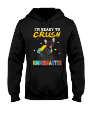 French Bulldog Crush Kindergarten T Shirt Hooded Sweatshirt thumbnail
